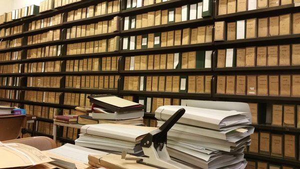 Archivage des documents