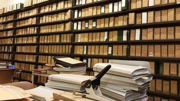 Archivage des documents